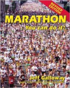 jeff galloway on marathon training